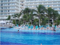 Piscina de Cancun, Q roo