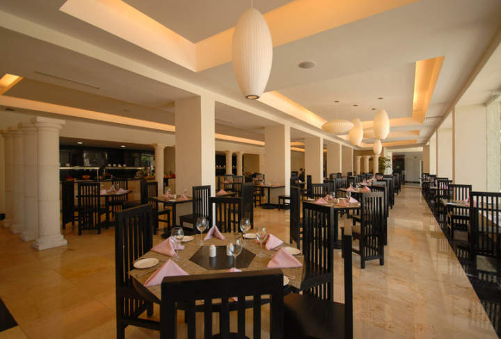 Restaurante Hotel Grand Oasis Viva Cancun