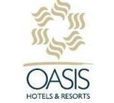 Logo hotel oasis palm beach cancun