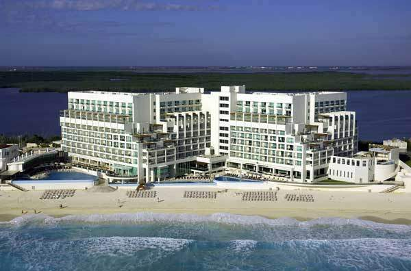 Hotel sun palace Cancun